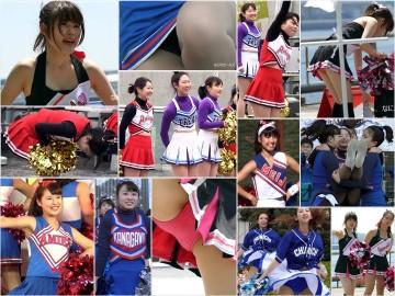Cheer55-56, なにわガールズ3, なにわガールズ57, 【高画質FHD】完全新作!日本No1美女チアダンスチーム HD64-01